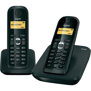 Gigaset AS200 DUO Cordless Telephone
